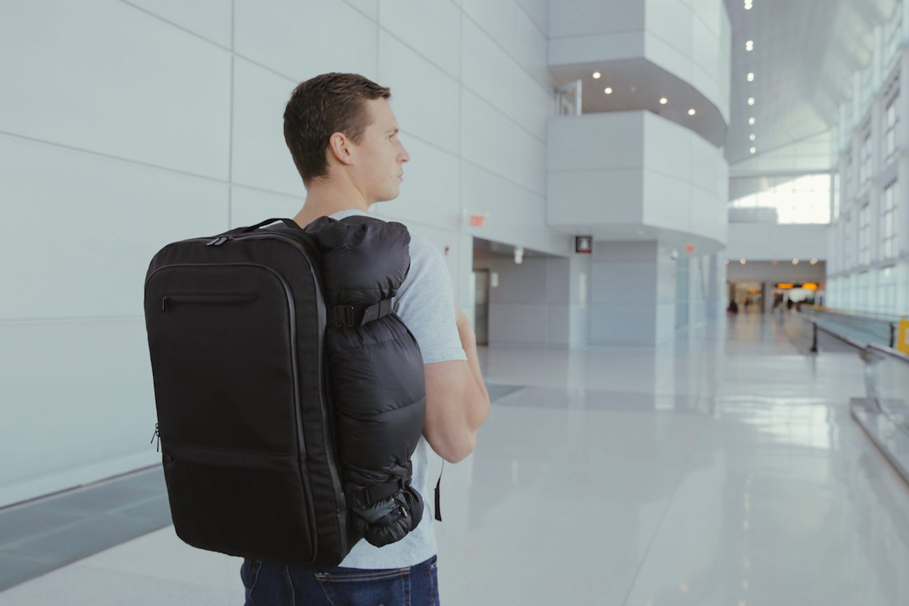 Hyper-Functioning Backpacks