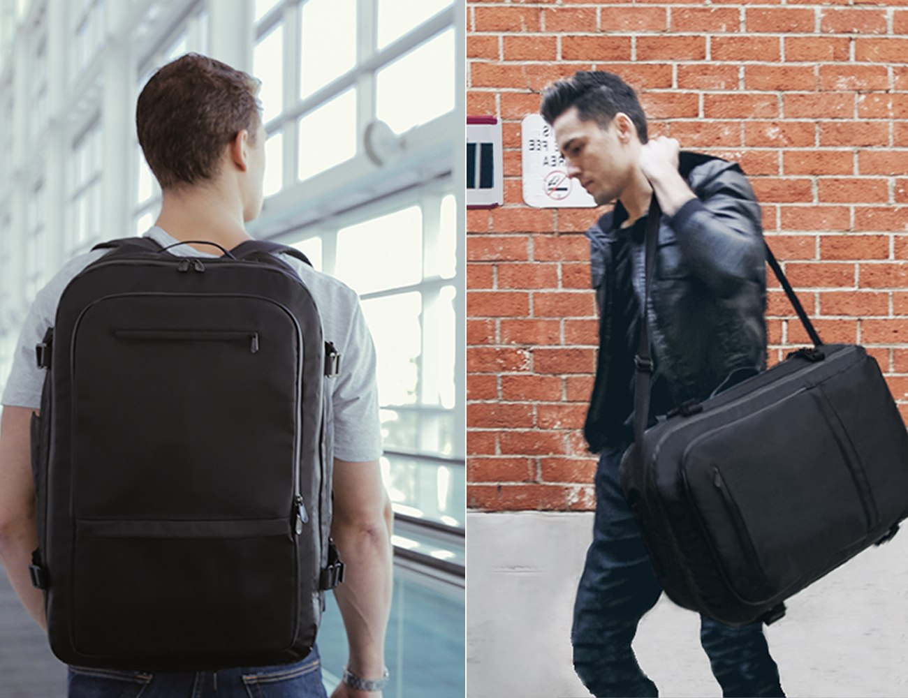 Marlon Hyper-Functioning Backpacks