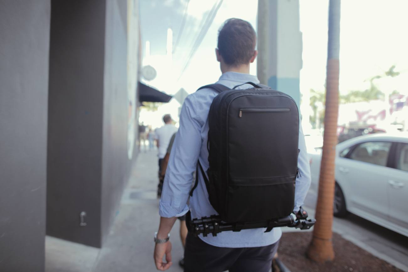 RFID-blocking Hyper-Functioning Backpacks