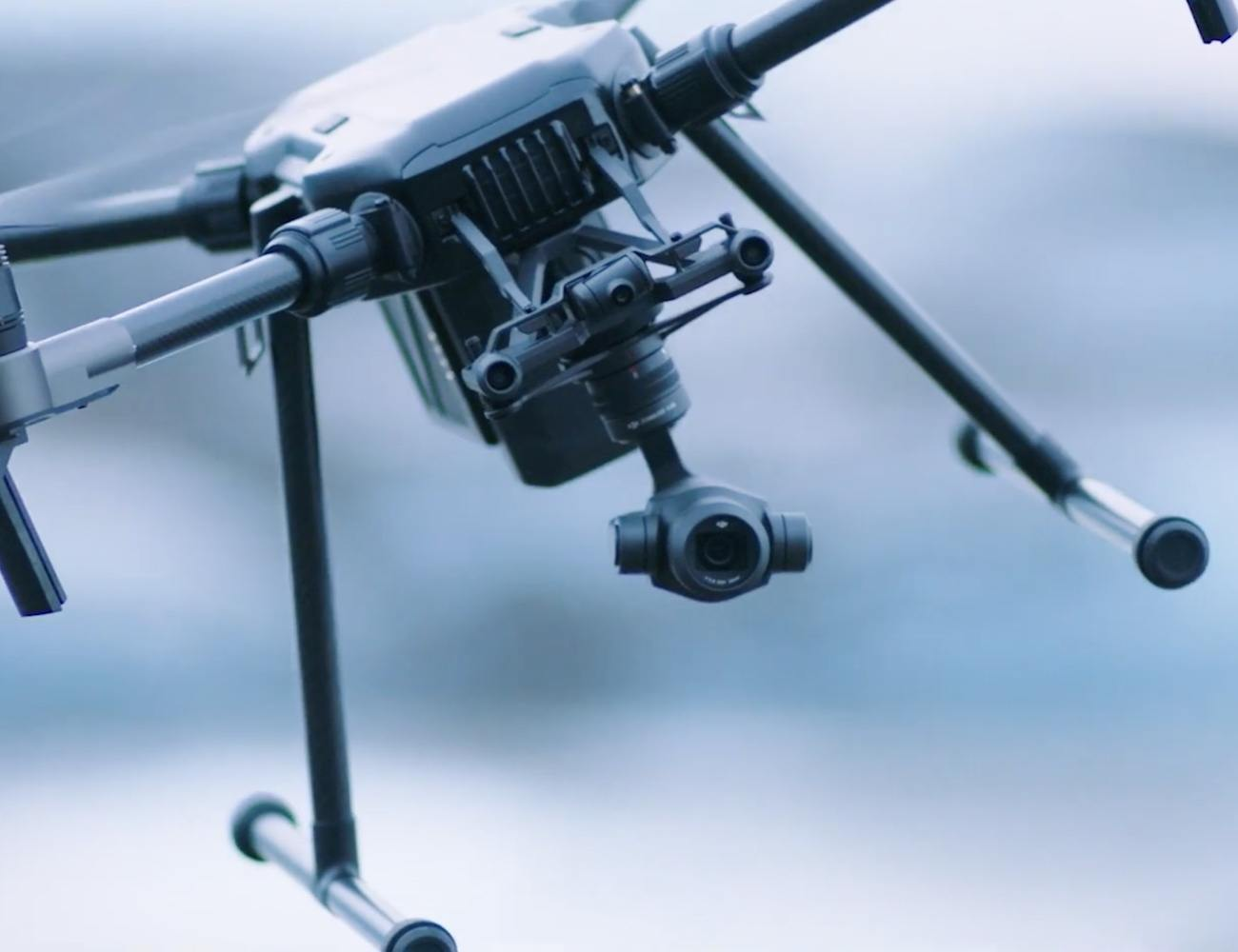 Matrice 200 Series Drone for Extreme-Weather