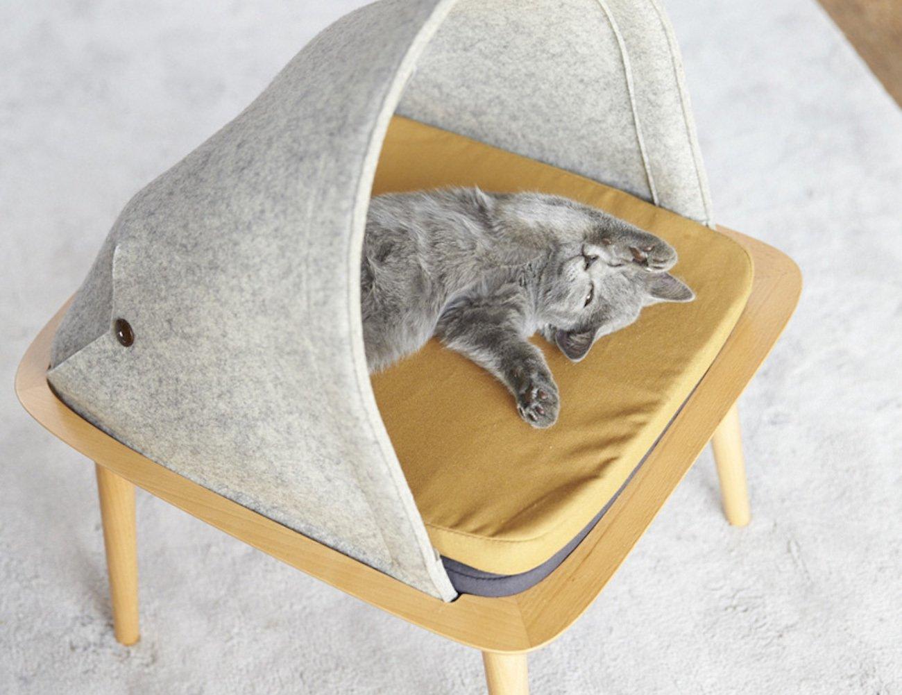 Meyou Luxury Cat Bed