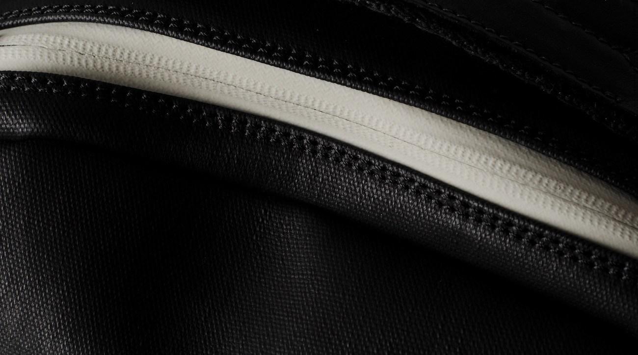 Misfit Italian Canvas Backpack