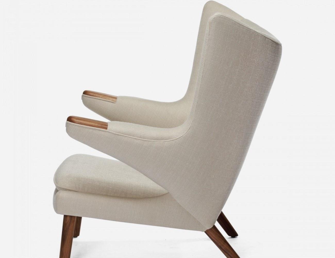 Modernica Papa Bear Upholstered Chair
