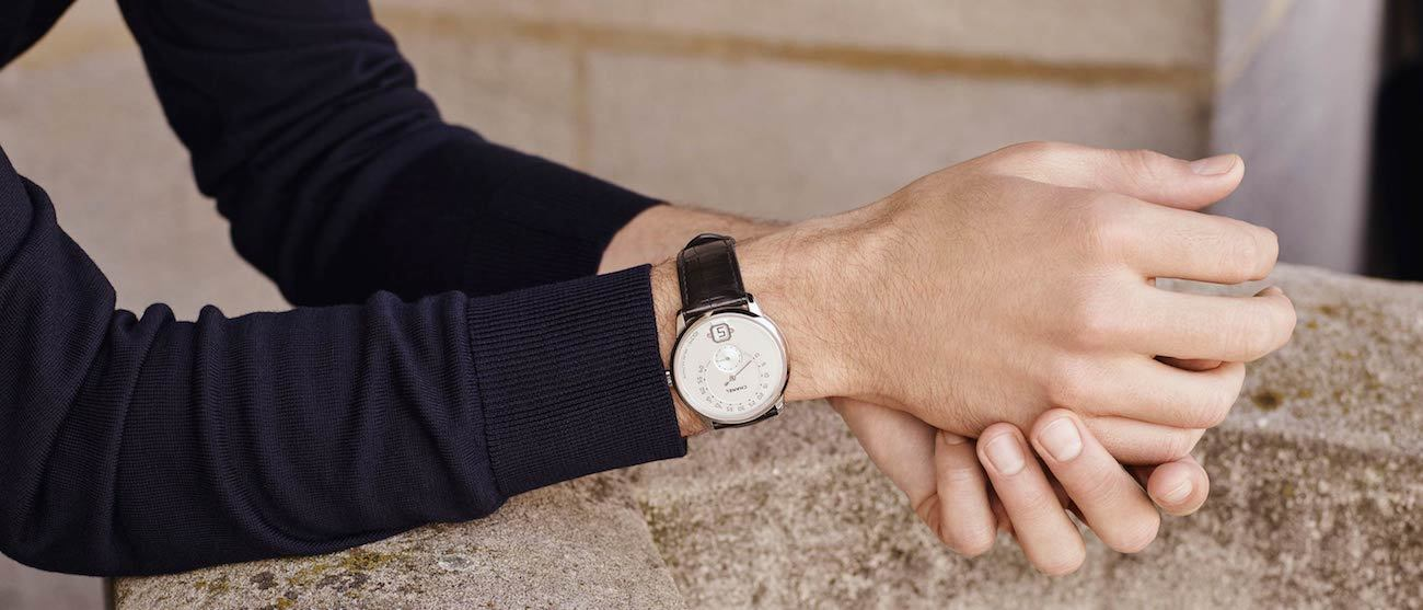Monsieur+De+Chanel+Watch