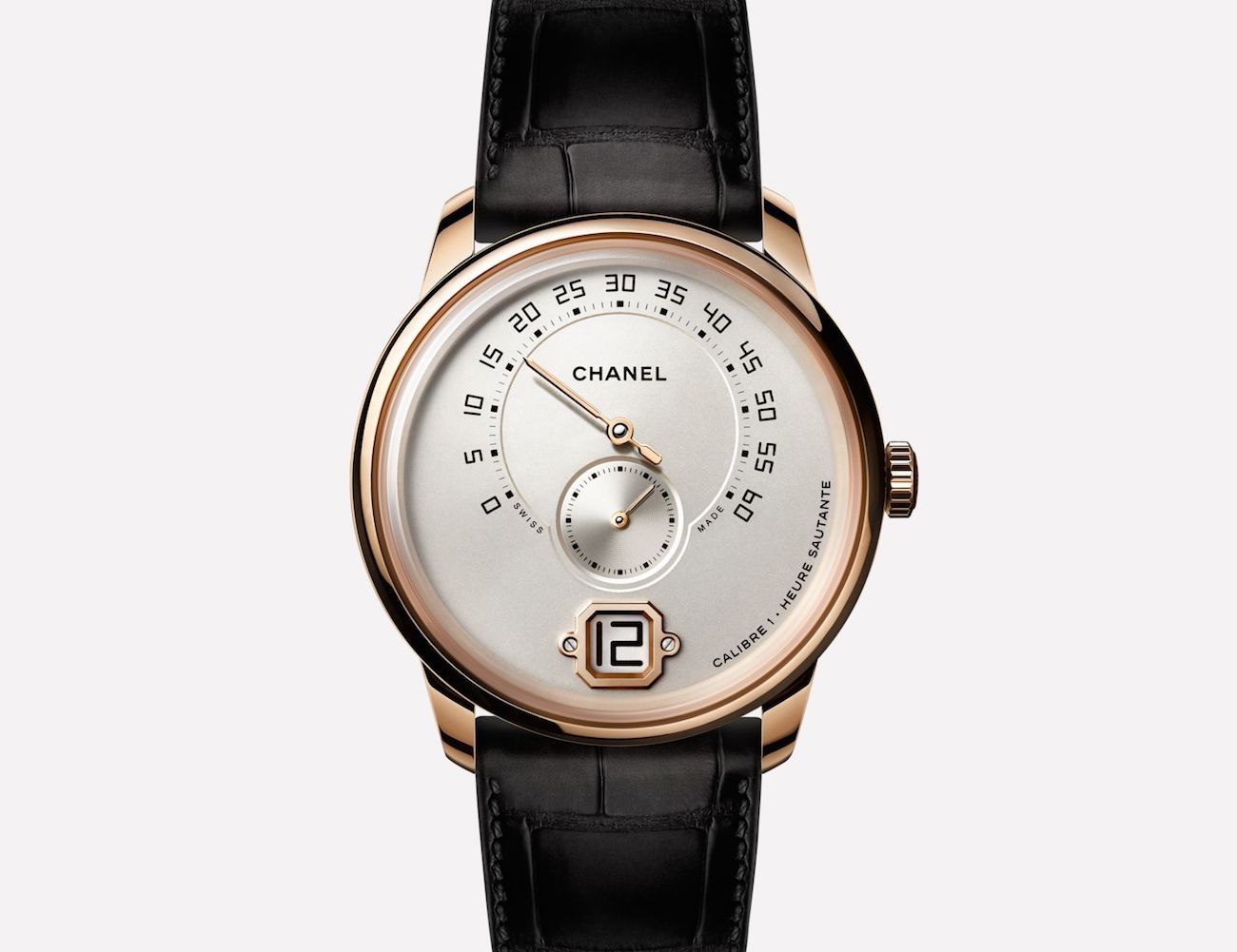 Monsieur de Chanel Watch