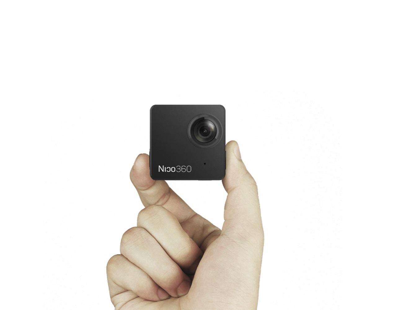 Nico360 Affordable VR Camera