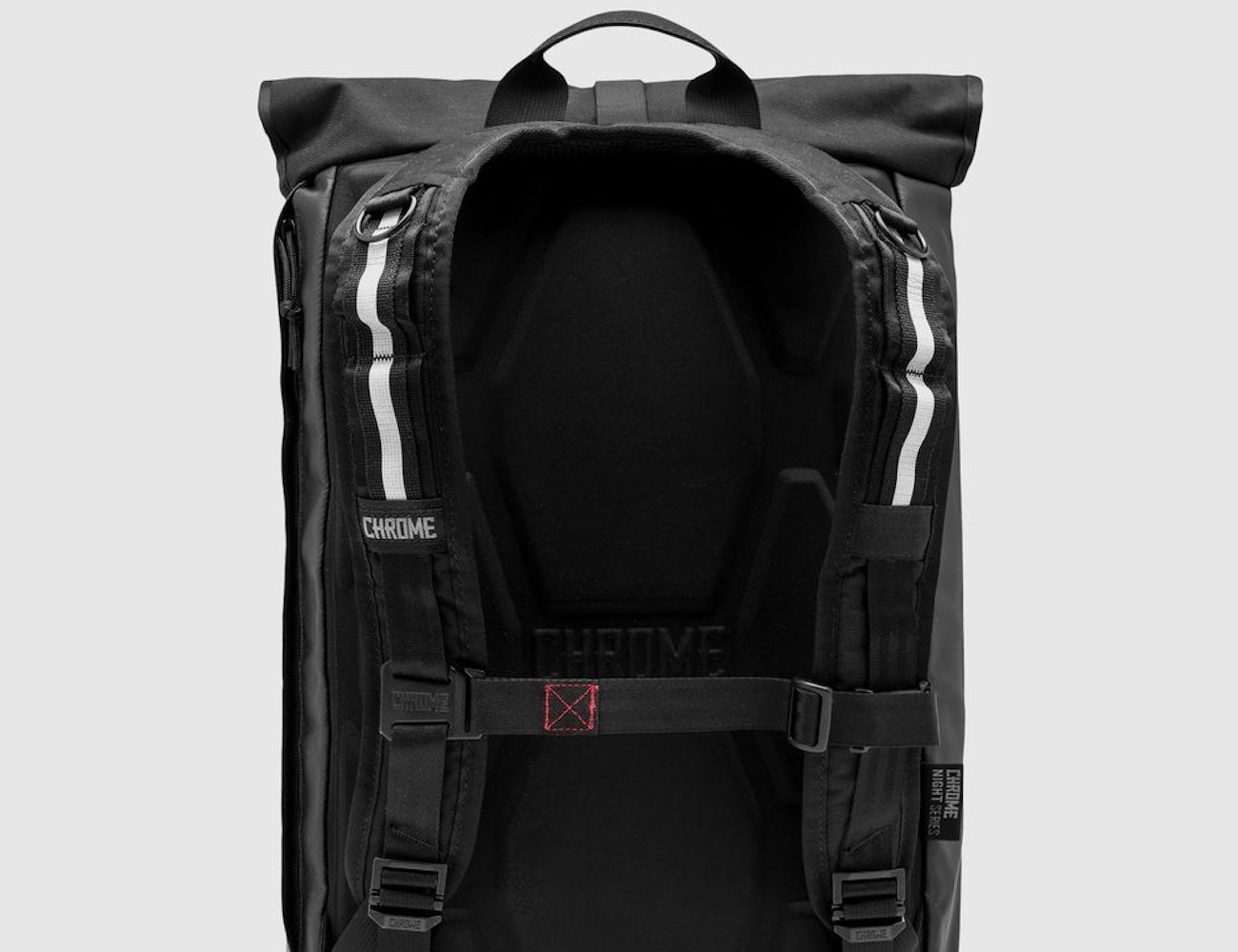 Night Yalta 2.0 Weatherproof Backpack