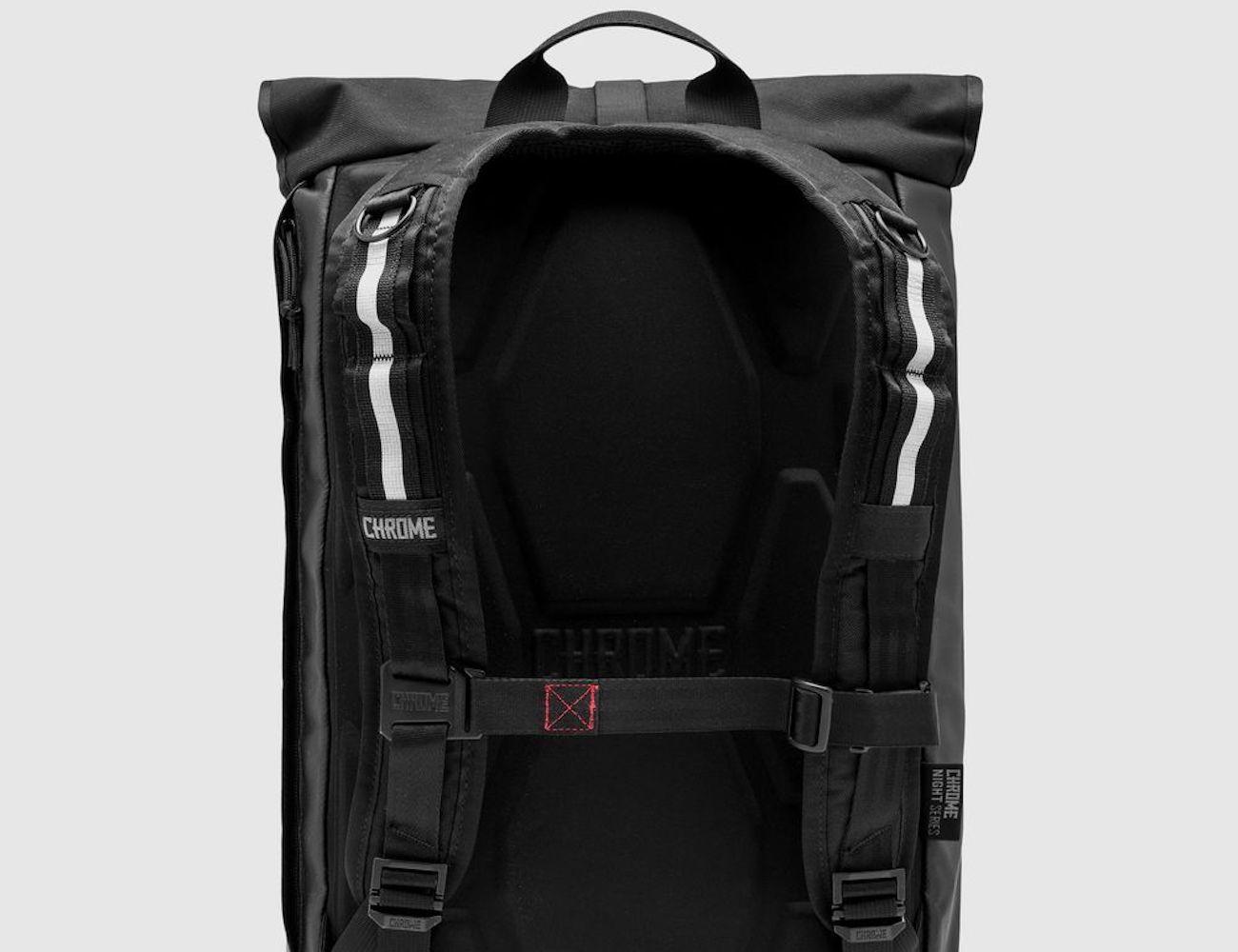 Night Yalta 2.0 Weatherproof Backpack
