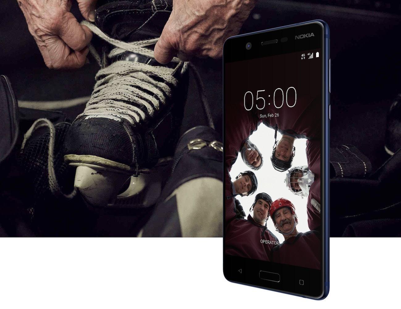 Nokia 5 Sleek Android Smartphone