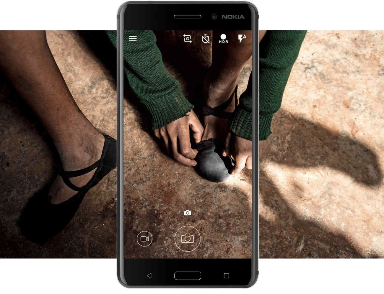 Nokia 6 Immersive Android Smartphone