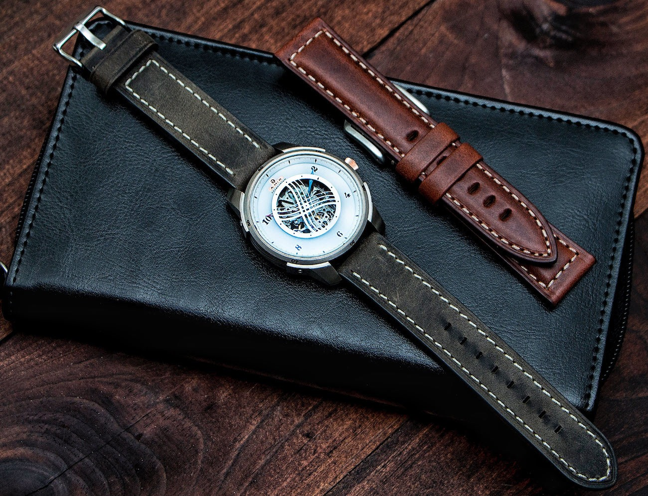 Nomadic Empires Timepiece Collection