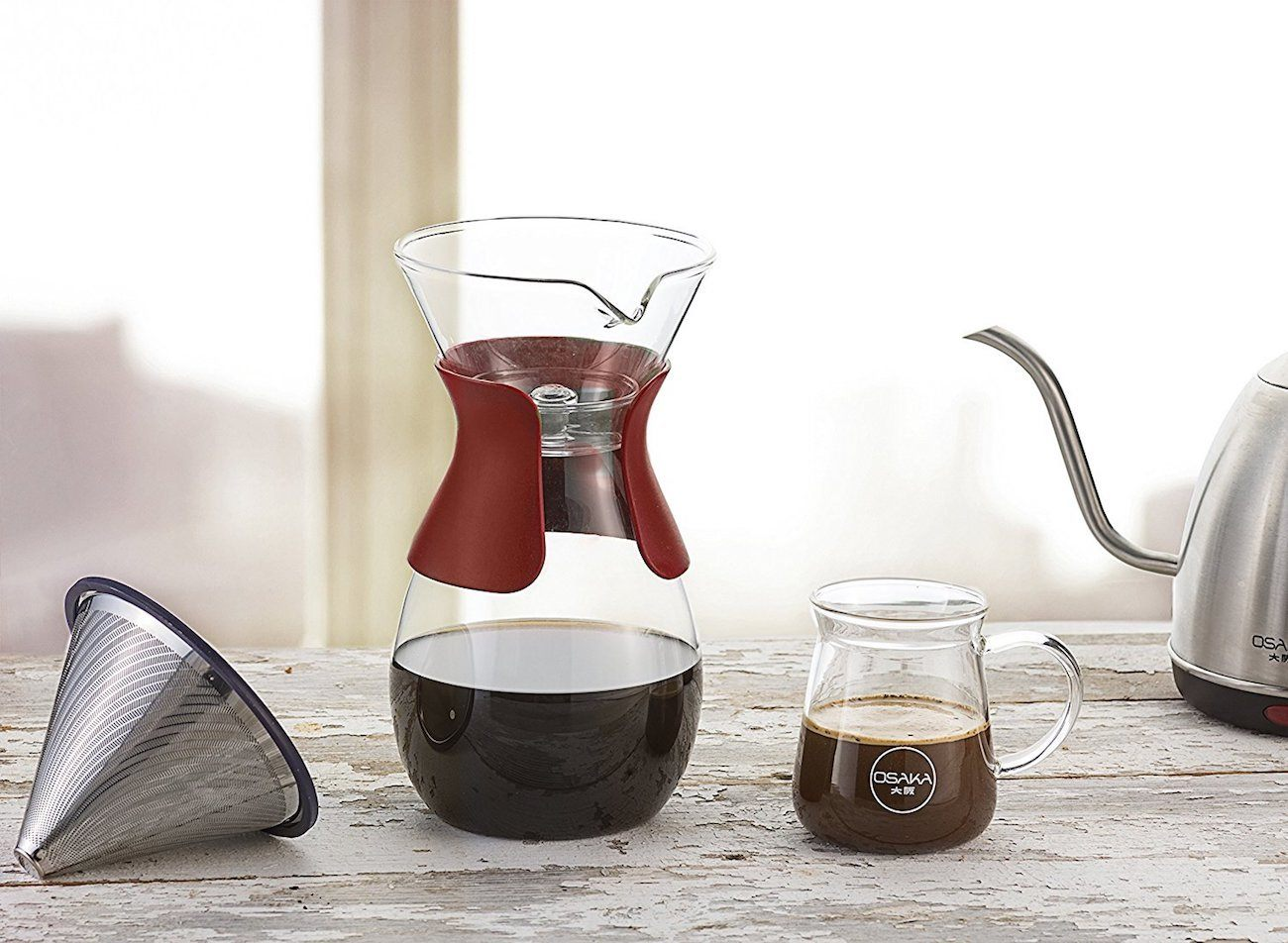 Osaka Pour-Over Drip Brewer
