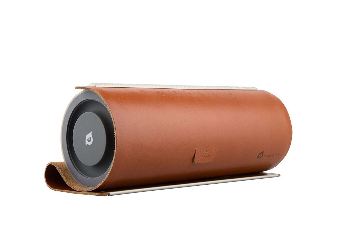 Owlee Scroll Vintage Bluetooth Speaker