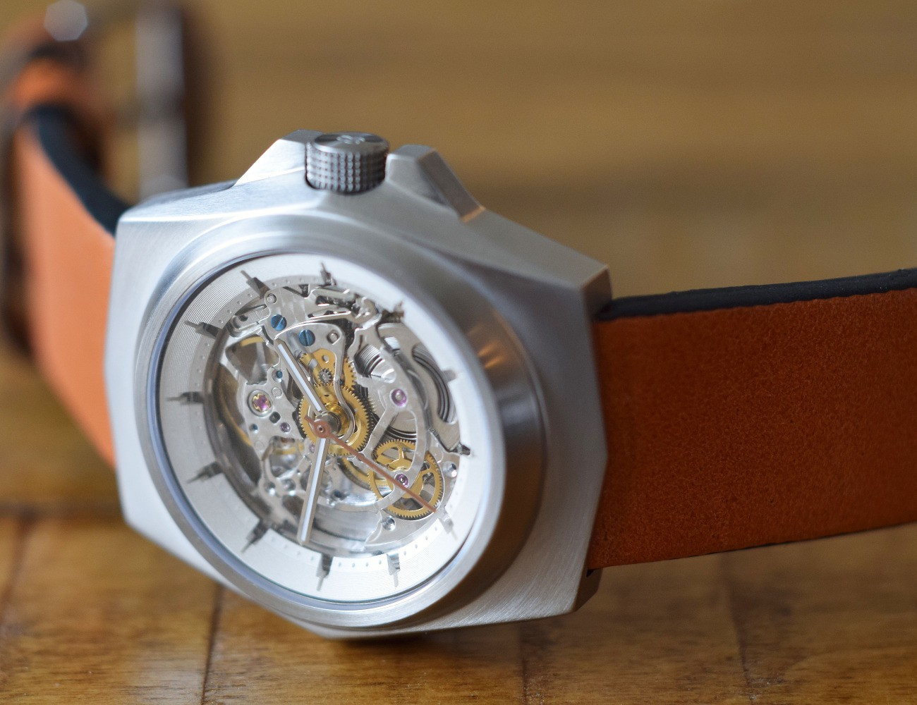 Padron Tessera X-Ray Automatic Watch