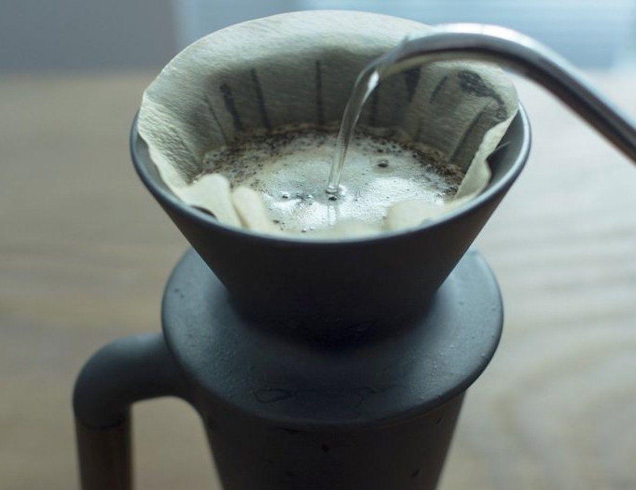 Patio Ceramic Coffee Dripper