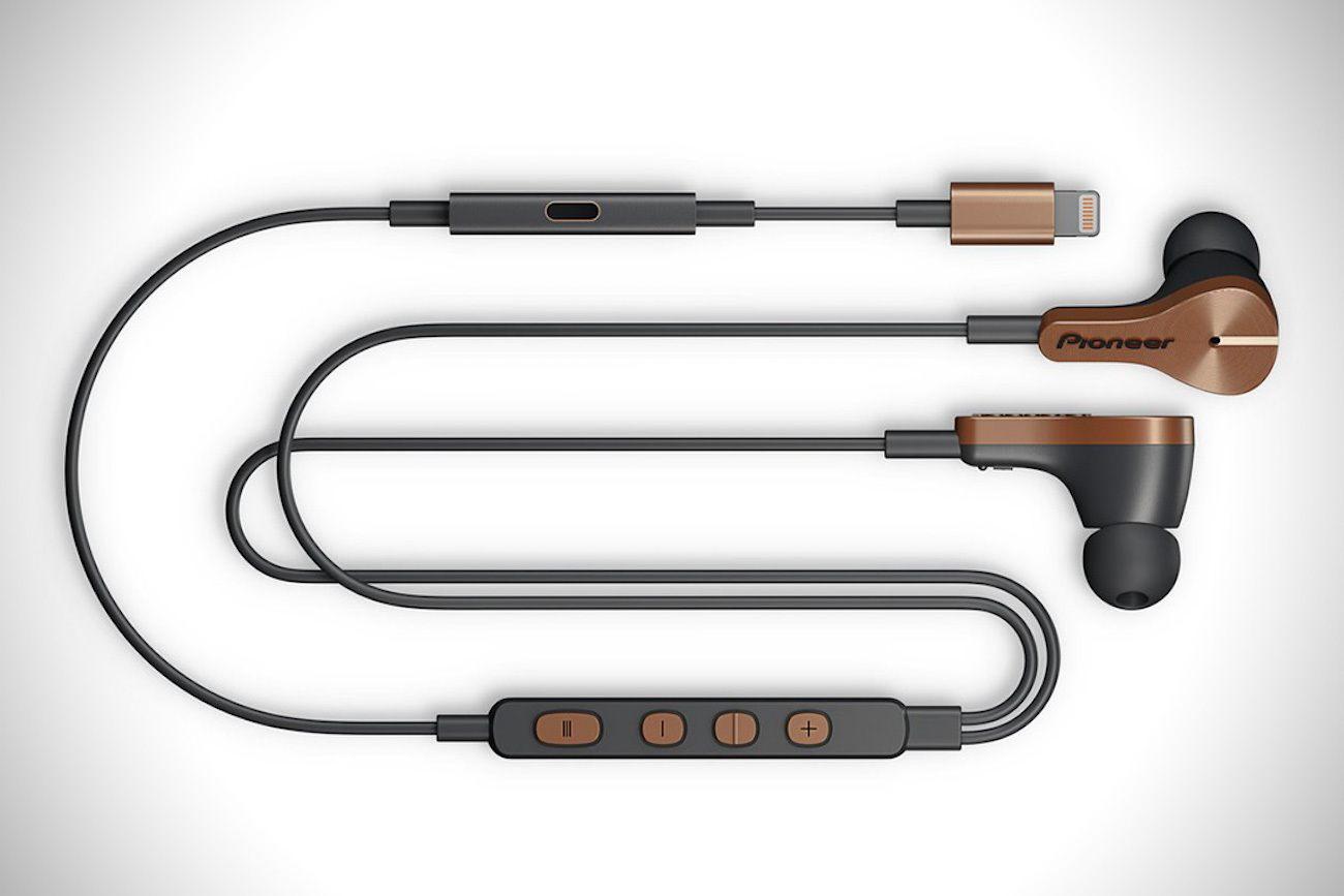 Pioneer Rayz Plus Lightning Earbuds