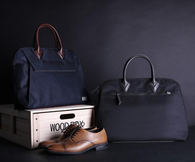 Zipper Handbag