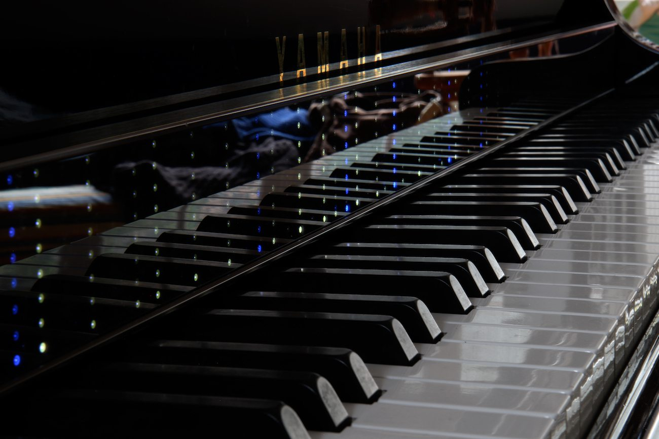 Piano Teaching Device