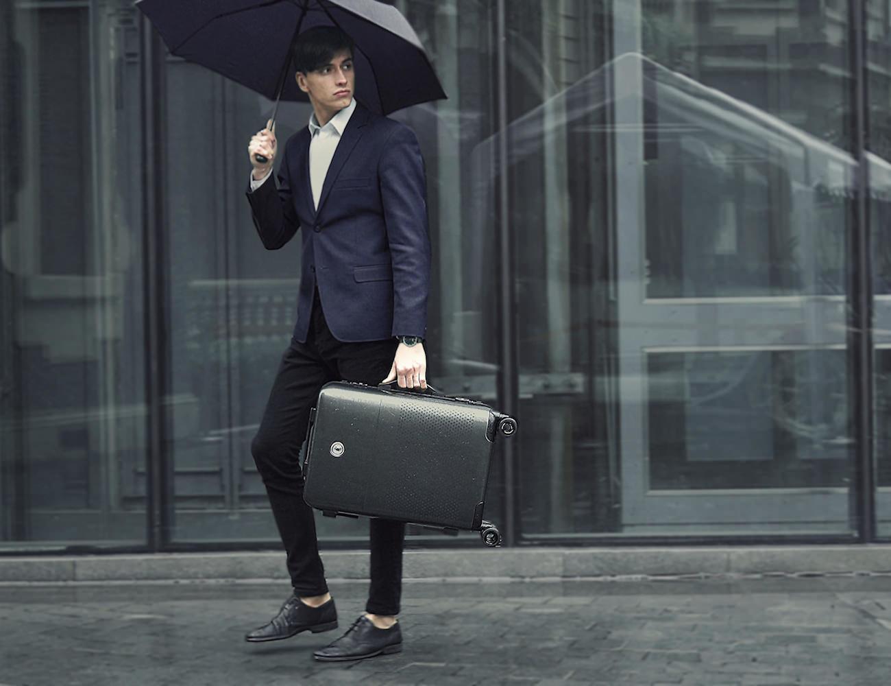 Ready Stylish Smart Carry-On