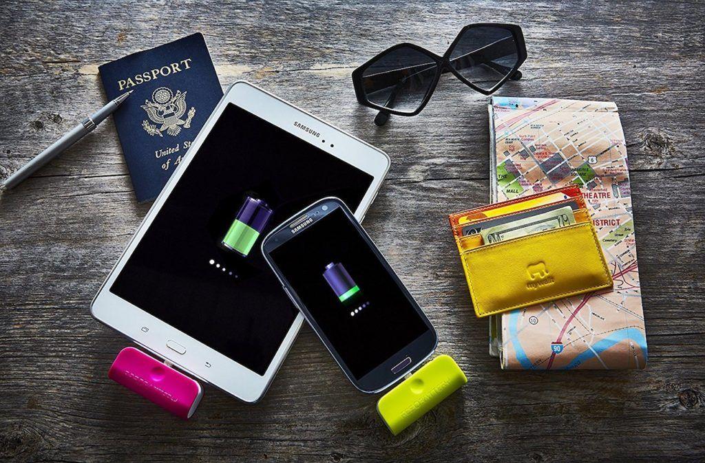 Smartphone Jumpstarter