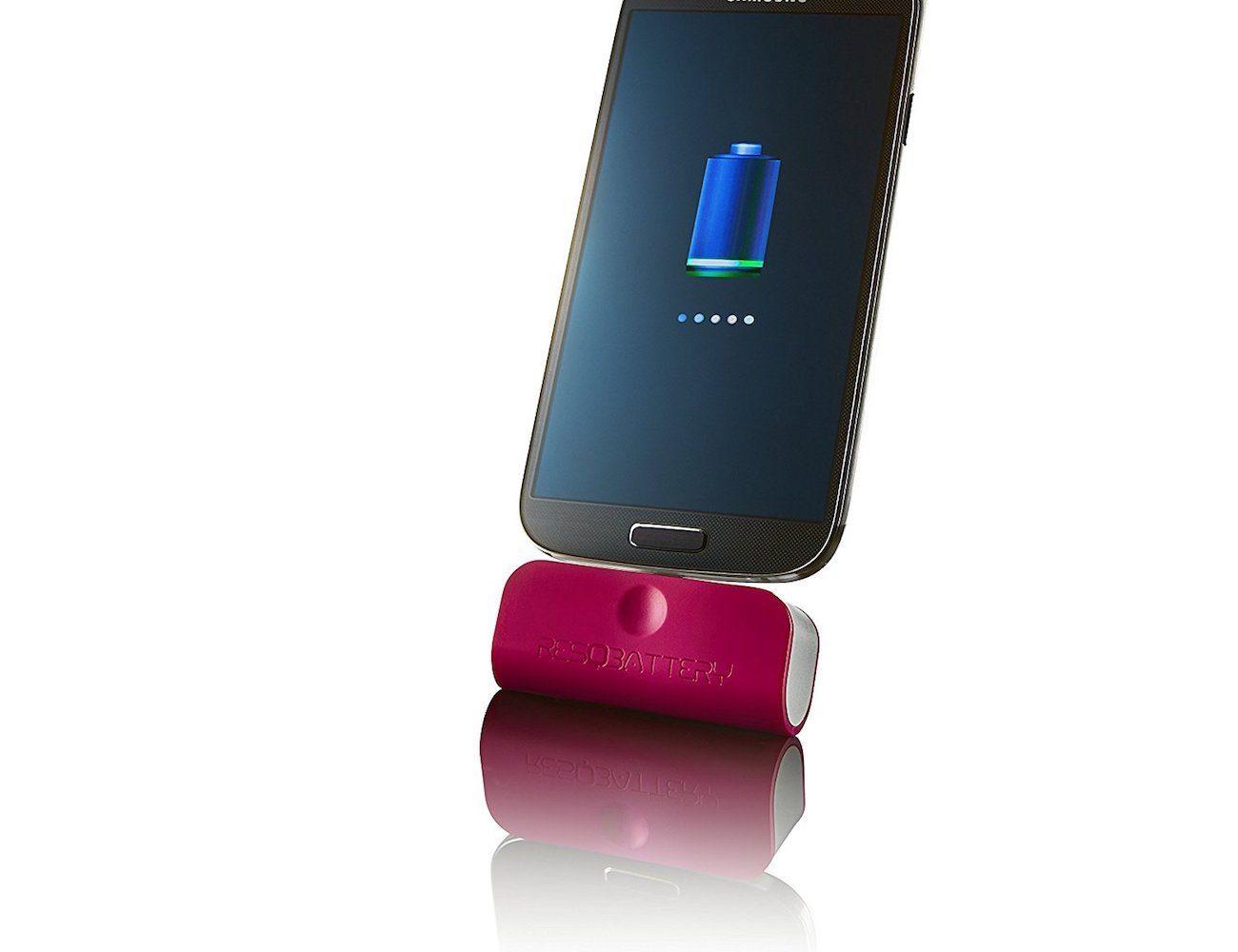 ResQBattery Smartphone Jumpstarter