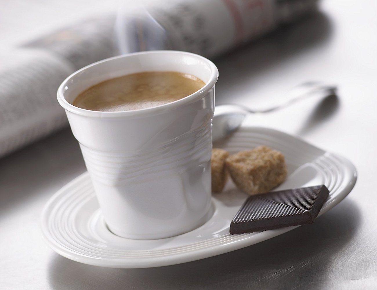 Revol Froisses Espresso Crumpled Tumbler