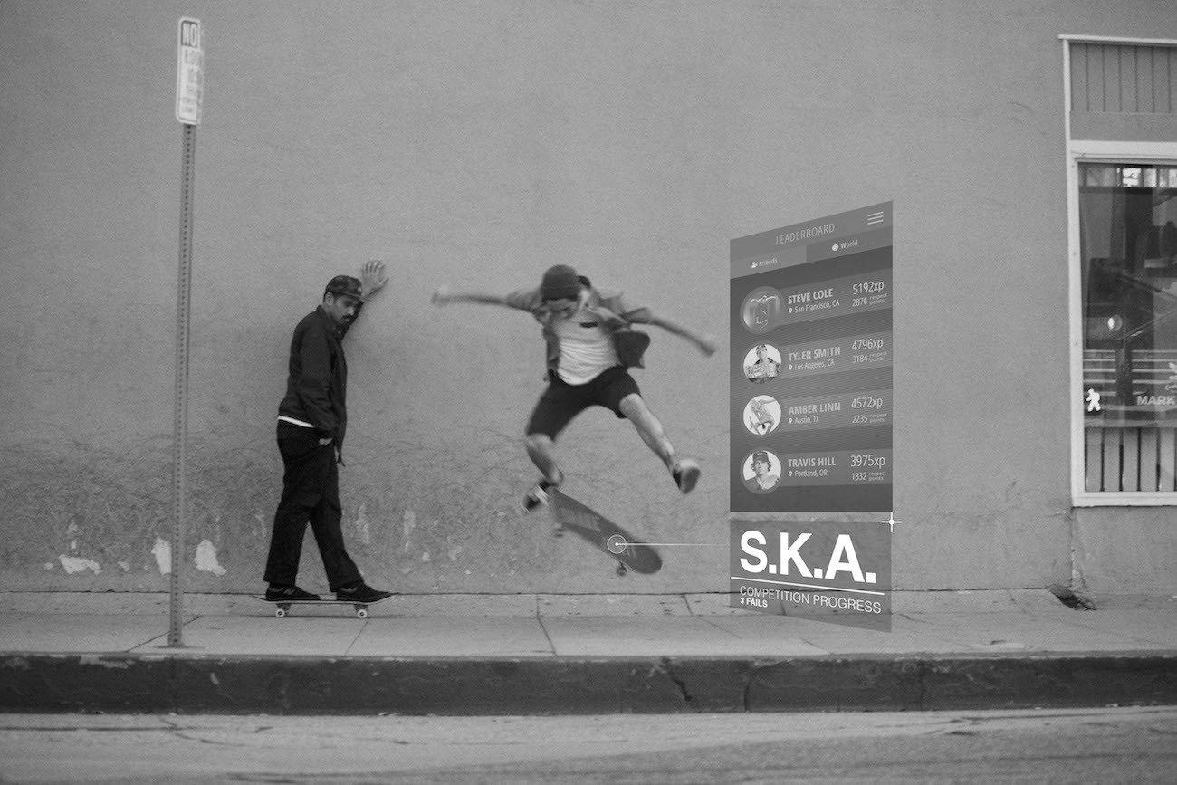 RideBlock Skateboard Motion Tracker