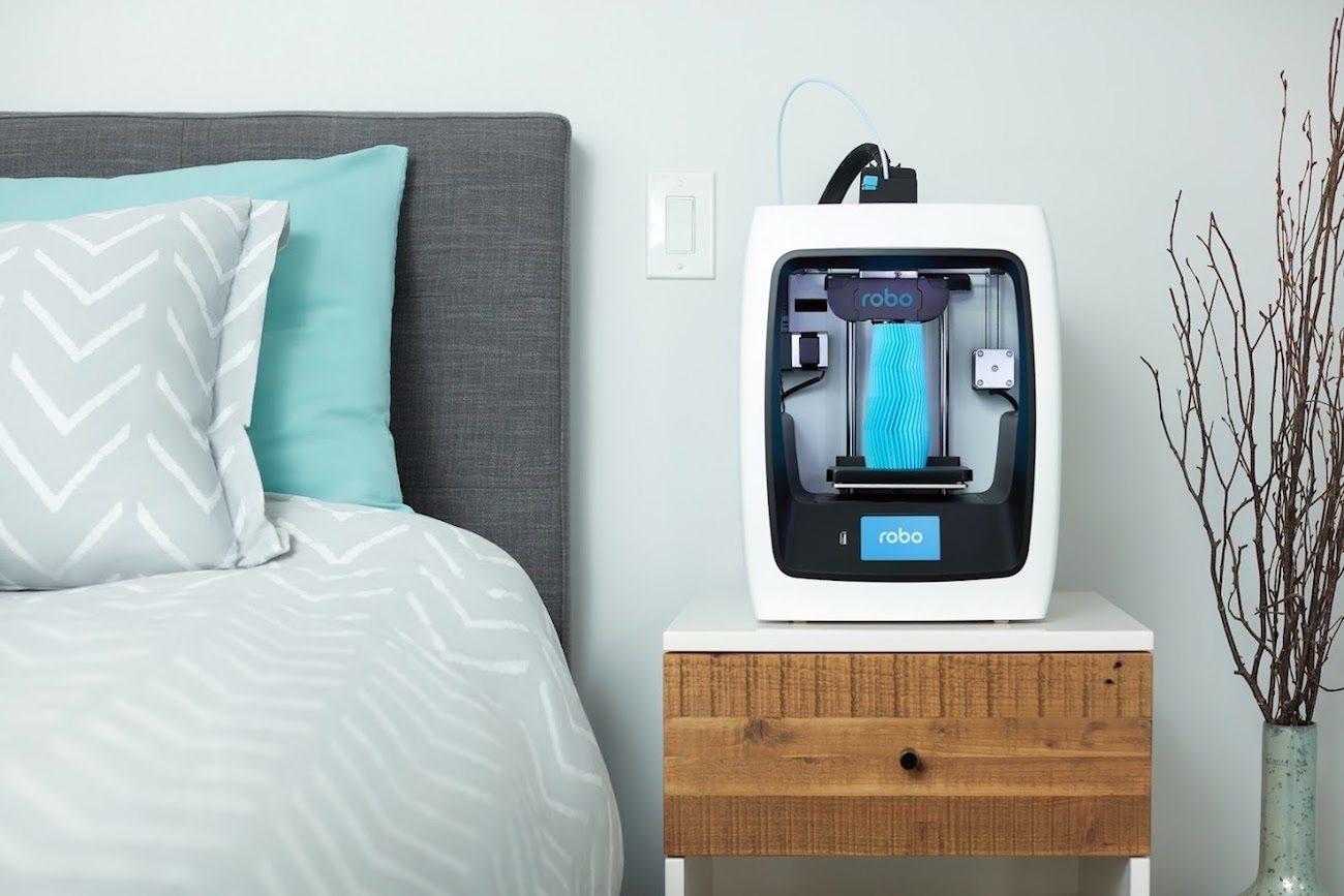 Robo C2 Smart 3D Printer