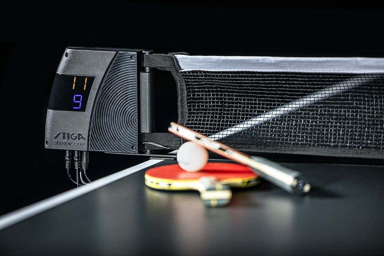 SensorScore Table Tennis Scoring System