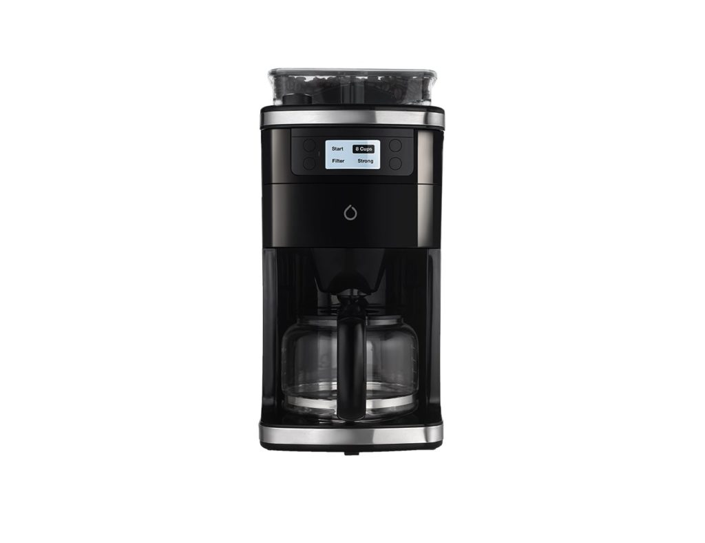 Smarter 2nd Generation Connected Coffee Machine