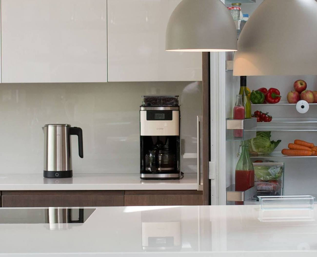 Smarter Connected Coffee Machine