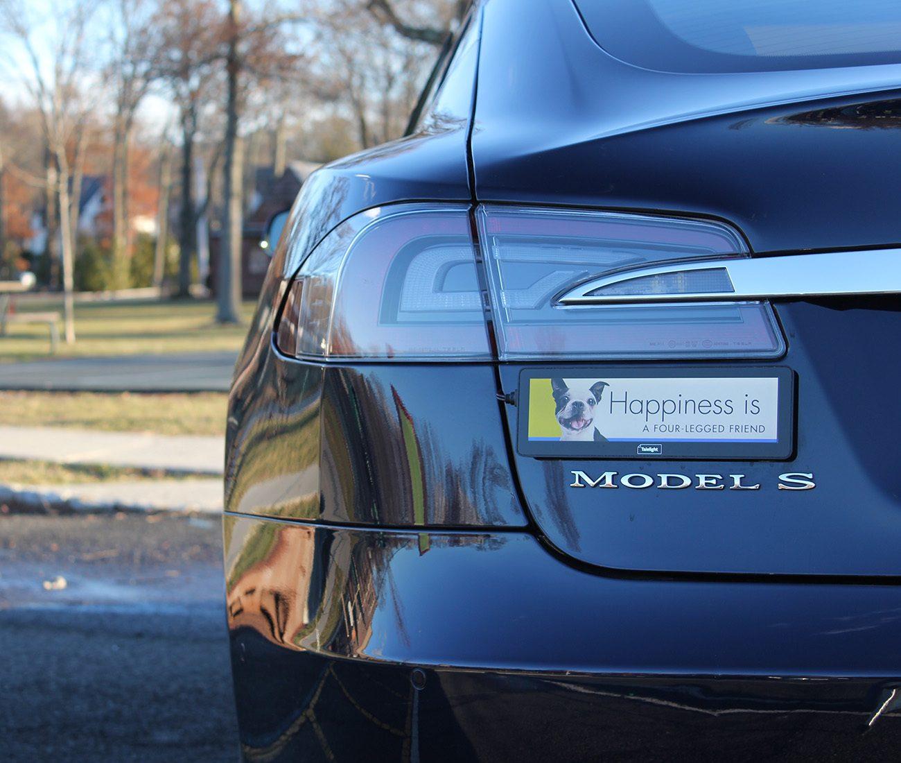 Talelight+Electronic+Bumper+Sticker