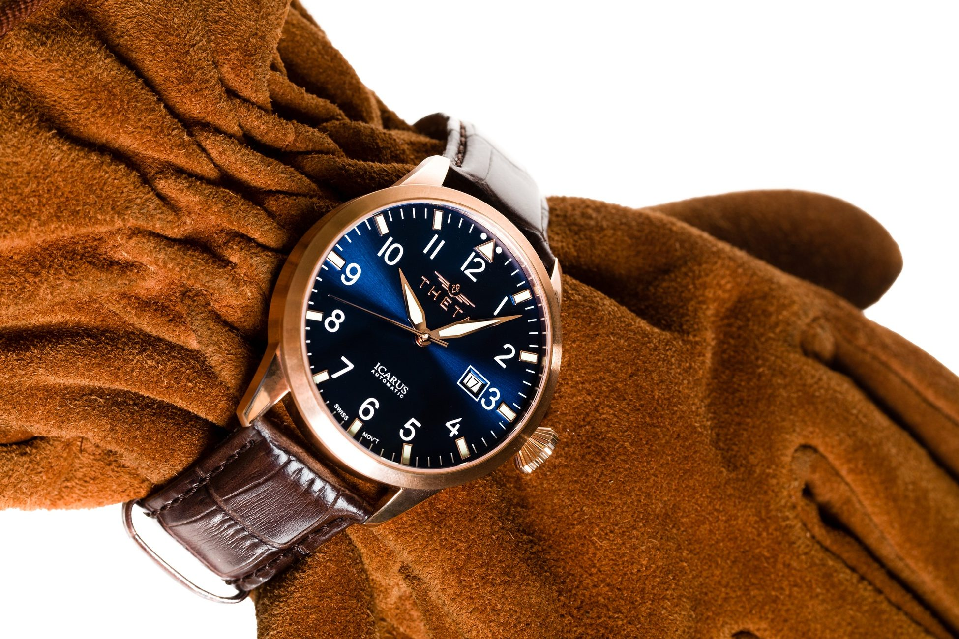 THETA Icarus Automatic Watch