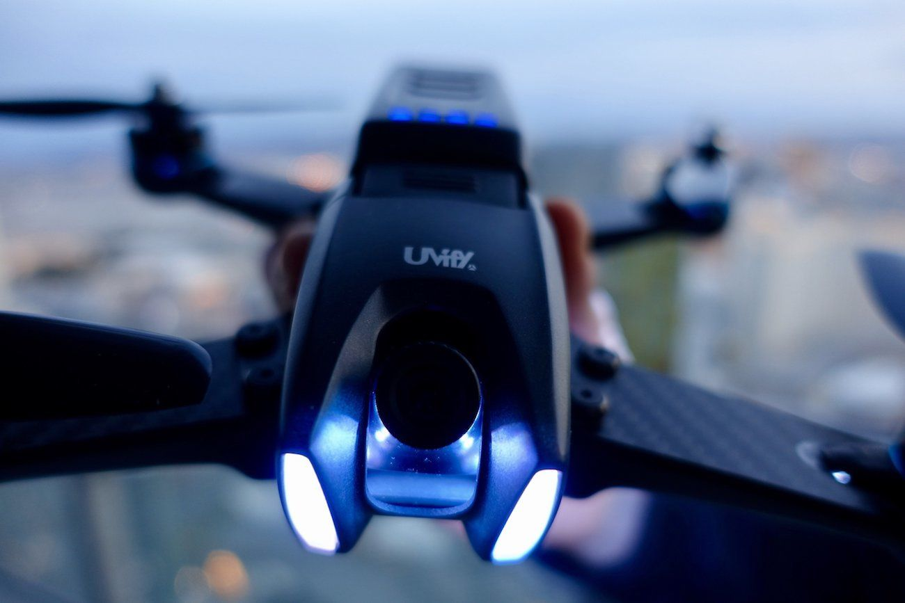 UVify Draco High-Speed Drone