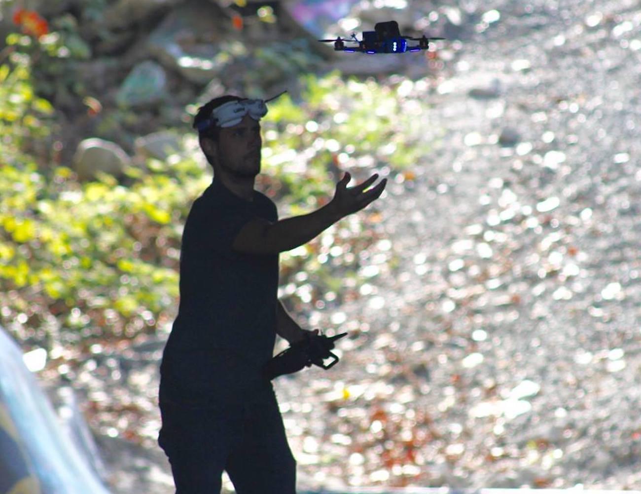 UVify Draco High-Speed Drone