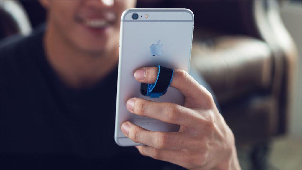 Smartphone Grip System