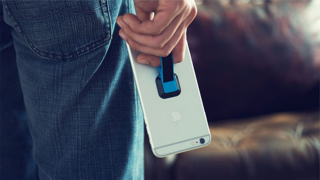 Smartphone Grip System