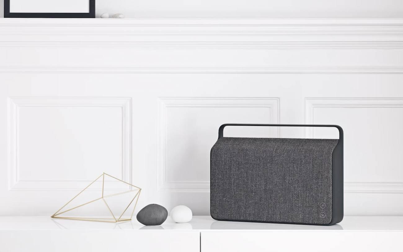 High-Resolution Wireless Speaker