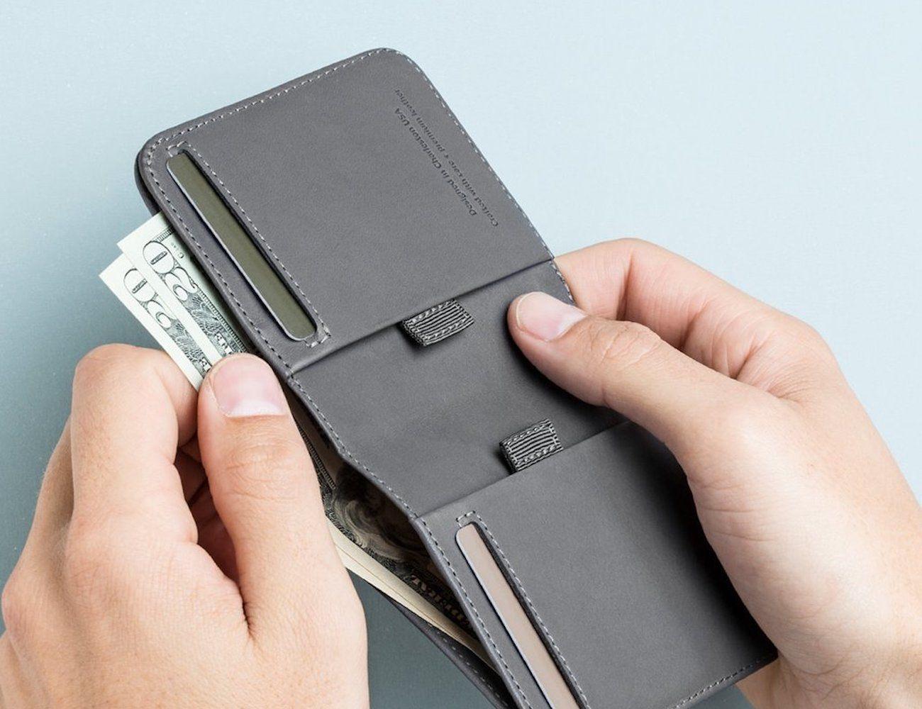 Wally Agent Slim Billfold Wallet
