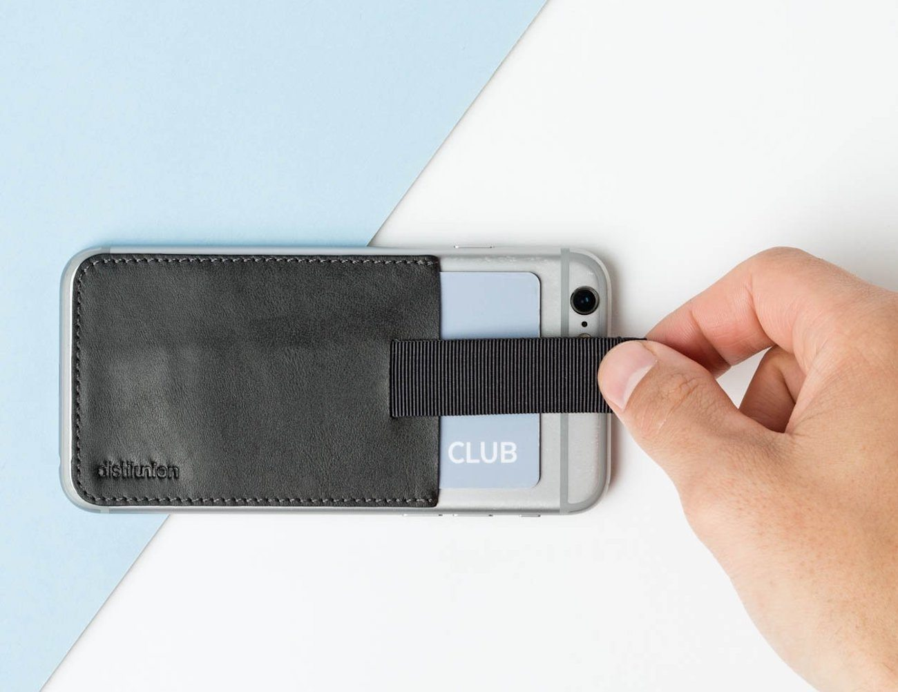 Distil Union Smartphone Card Holder