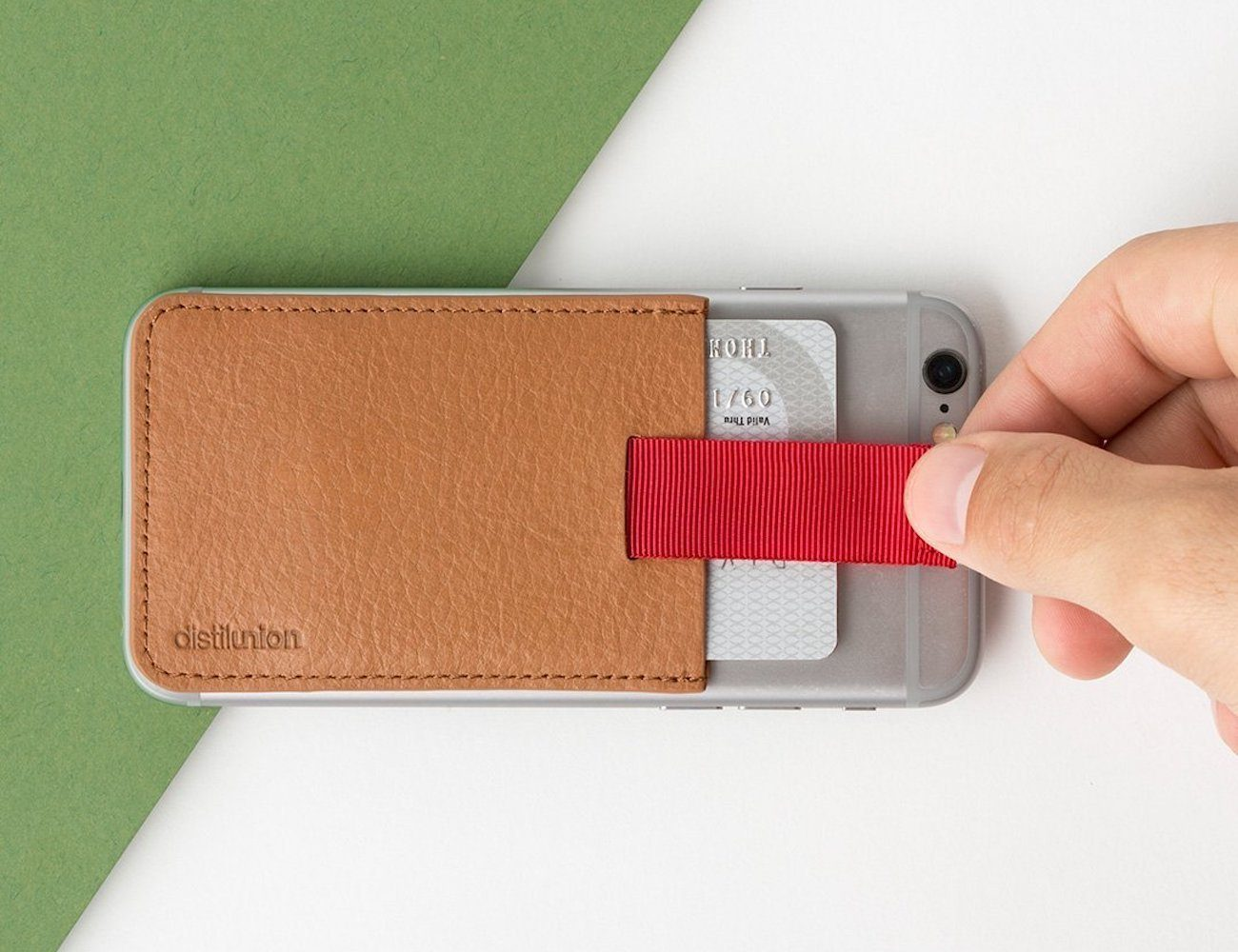 Wally Junior Slim Smartphone Card Holder