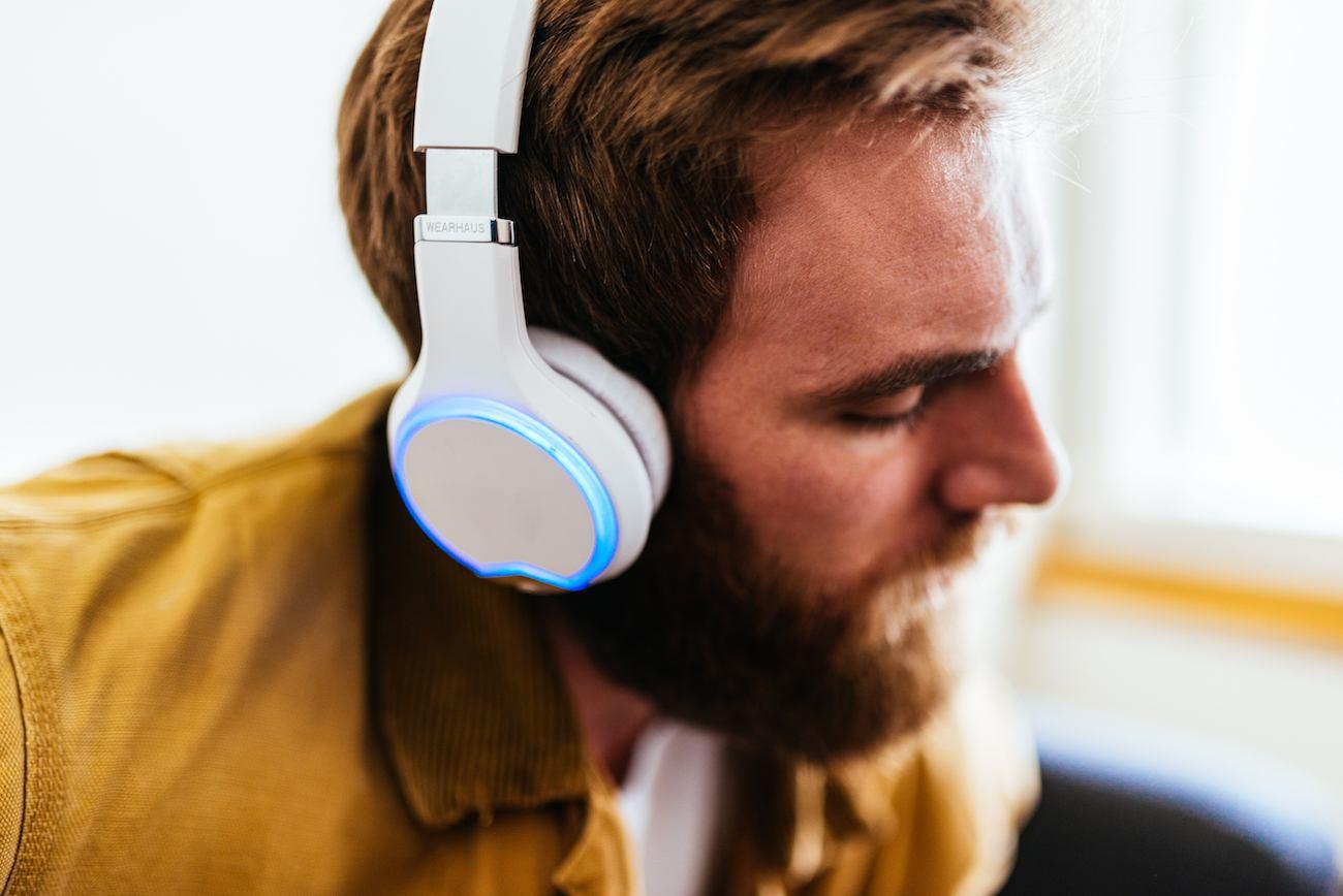 Wearhaus Arc Audio Sharing Headphones