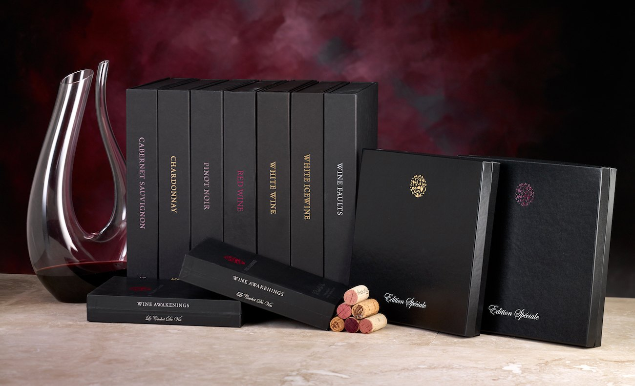 Treasure Chest of Aromas- By Wine Awakenings
