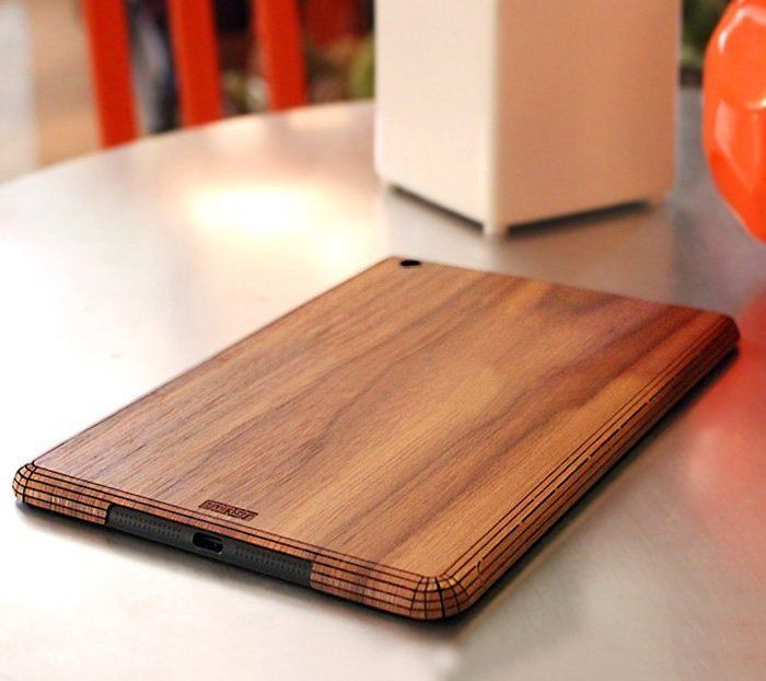 Wooden iPad Cover by Toast