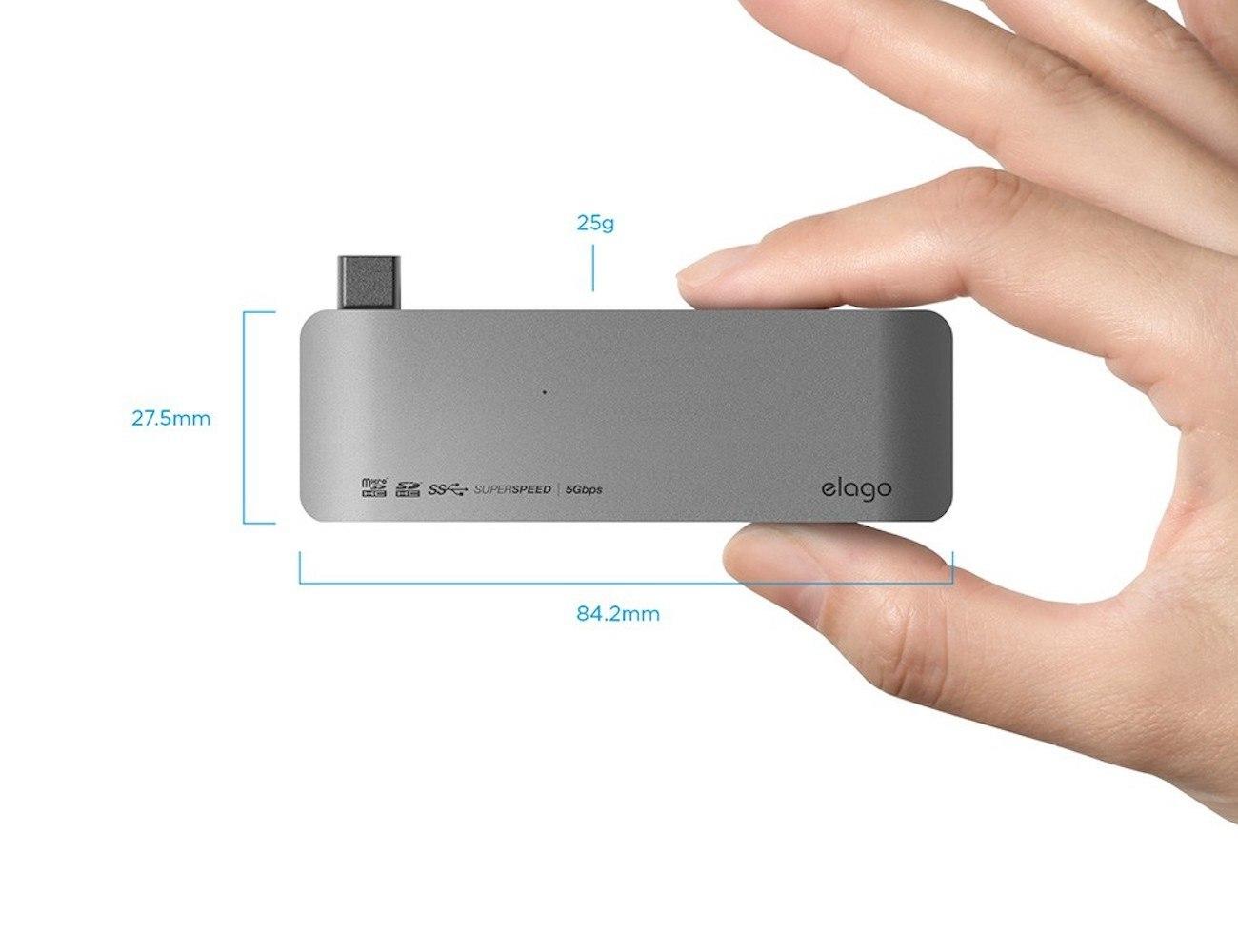 elago Multy USB-C Hub