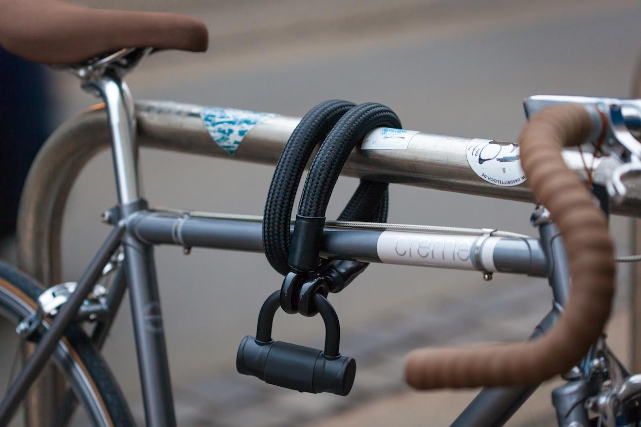 tex-lock High-Tech Bike Lock