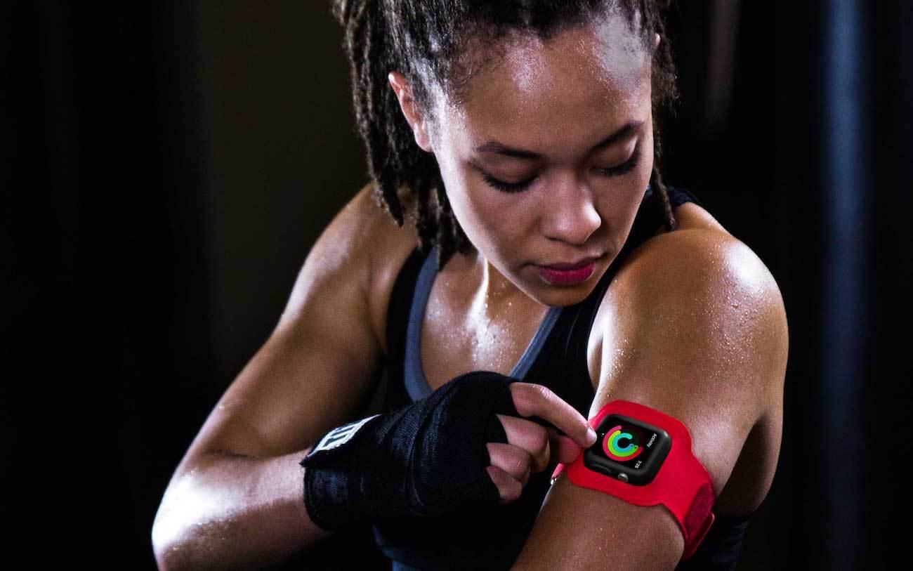 ActionSleeve Apple Watch Armband