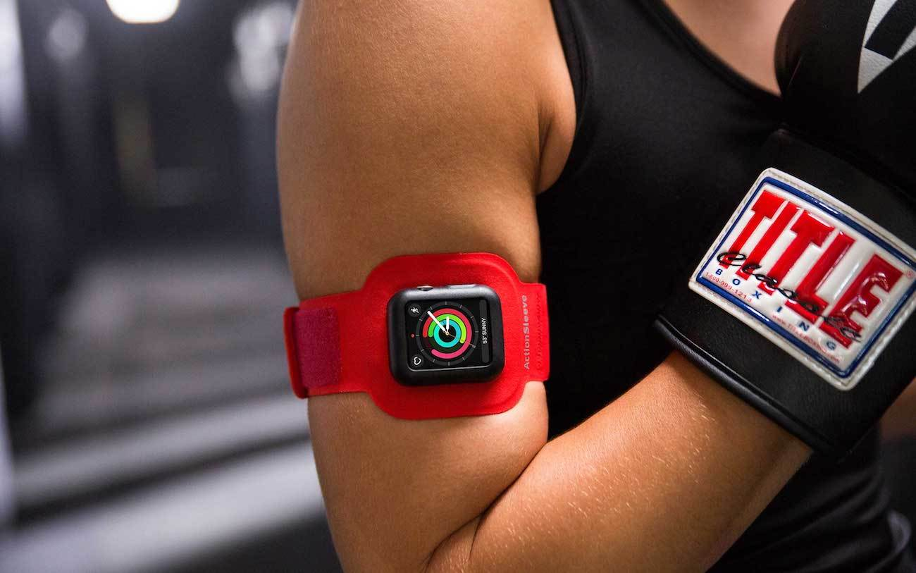 ActionSleeve Apple Watch Armband