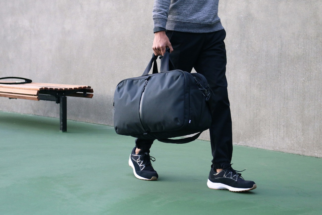 Aer Ventilated Gym Duffel Bag
