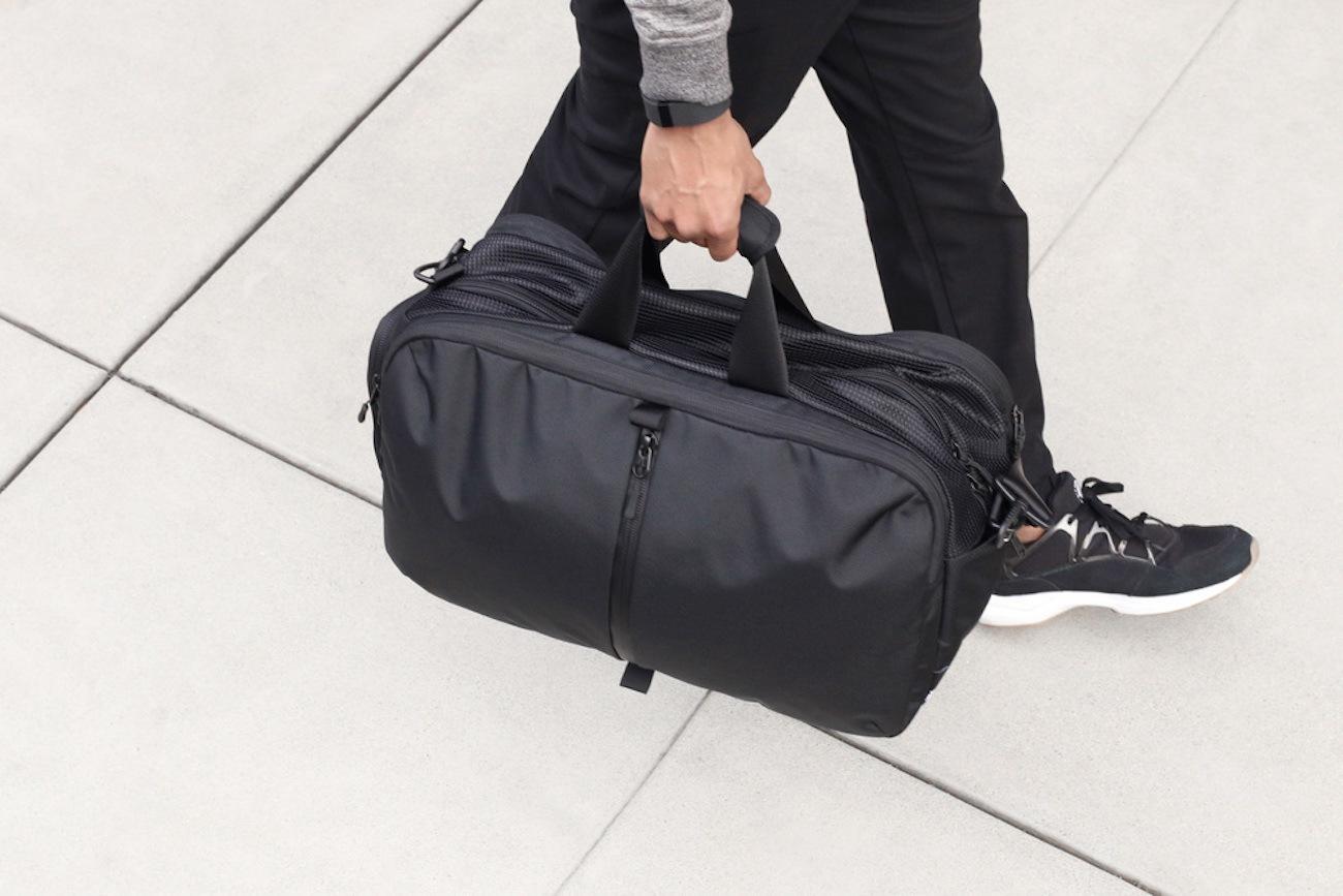 Aer Ventilated Gym Duffel Bag
